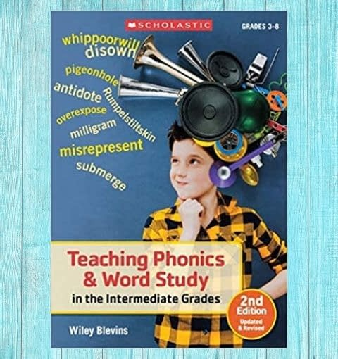 Children's Book For Teaching Phonics