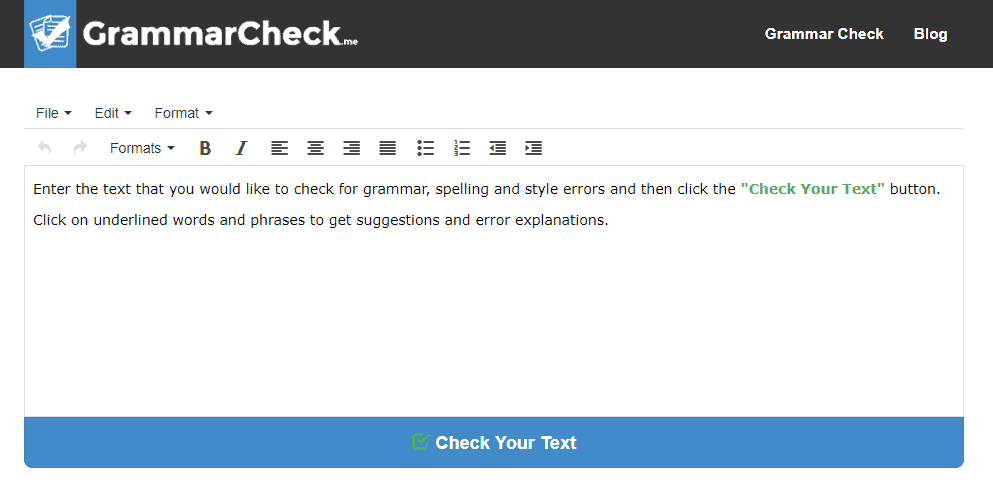 16 best online grammar checker tools