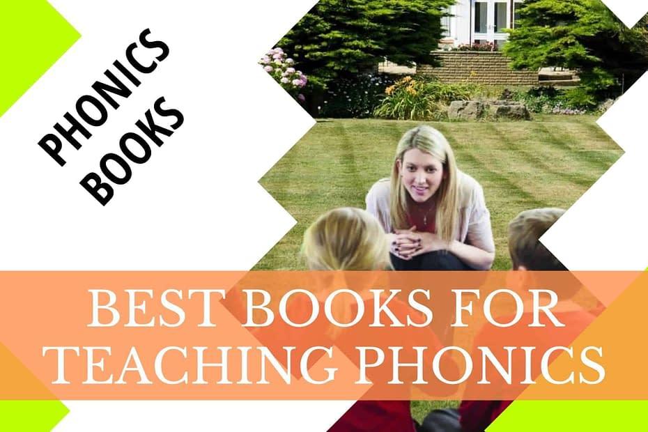 Best Children's Book For Teaching Phonics