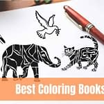 17 Best Animal Coloring Books for Kids and Grownups