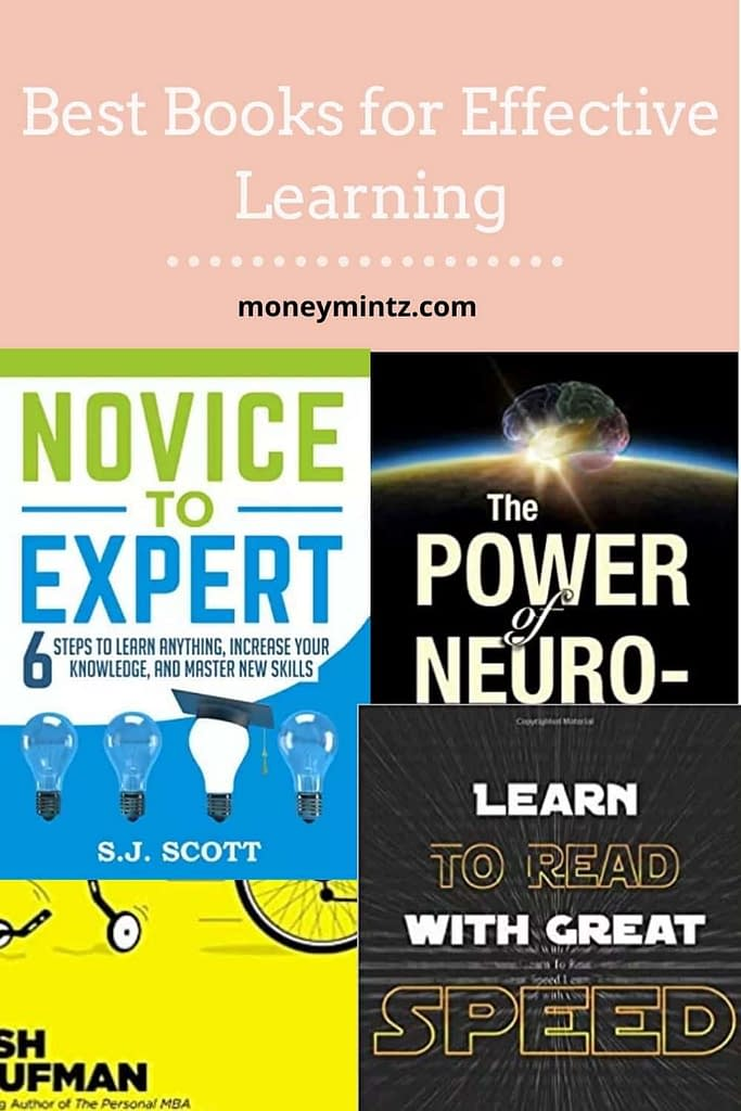 Best Books on Effective Learning for Students