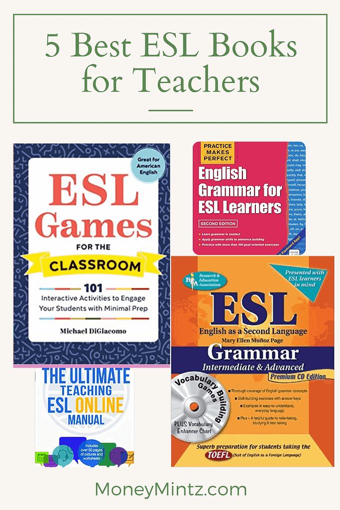 best books for ESL Teachers