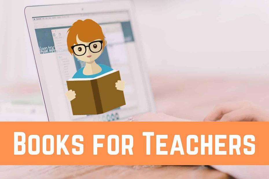 Books For Teachers To Help Teach Online