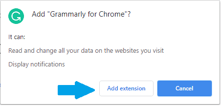 add grammarly to chrome