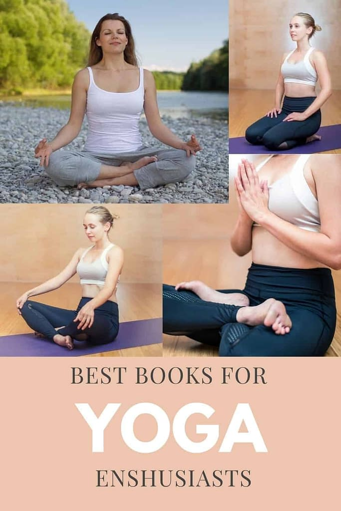 Best books for yoga enthusiasts