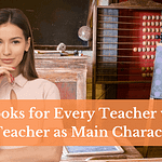 Books With Teachers As Main Characters