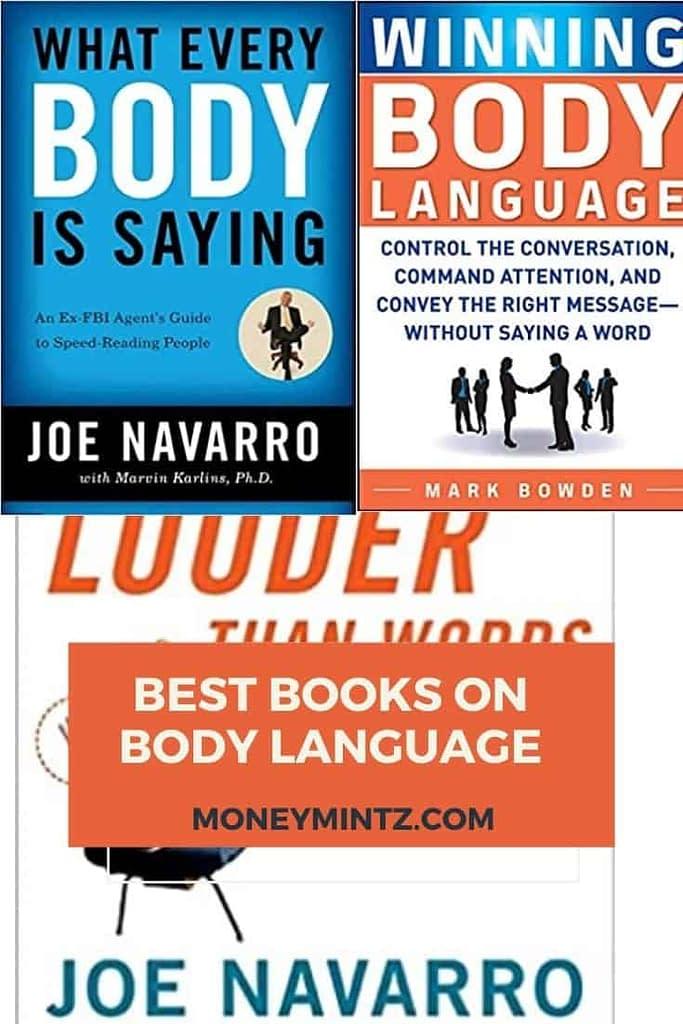 Best Books on Body Language