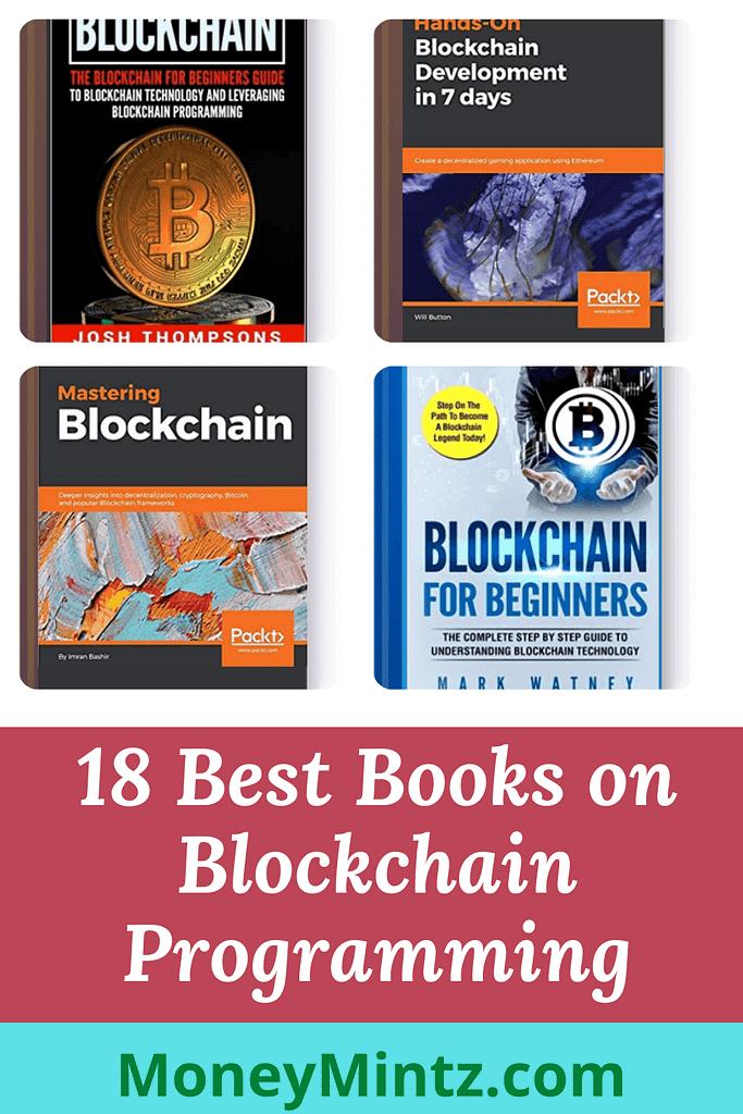 Best Books on Blockchain Programming