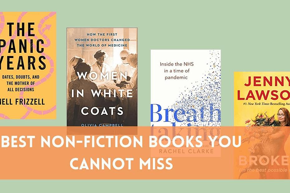 best non-fiction books 2021