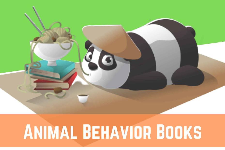 Best Animal Behavior & Psychology (Ethology) Books